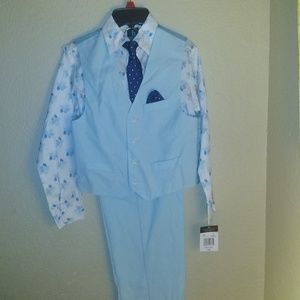 Boys Steve Harvey suits